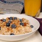 Los mejores cereales de dieta
