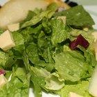 Cómo hacer un aderezo para ensalada de Olive Garden