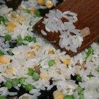 Cómo hacer un arroz frito similar al de un restaurante japonés