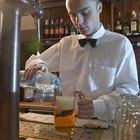 Job description of a bar steward