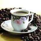 Cómo hacer el extracto de café verde