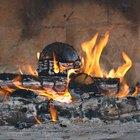 Como fazer uma fogueira limpa e sem fumaça