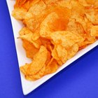 Chips are low in nutrients.