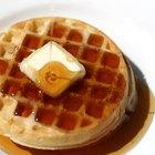 Diferencias entre waffles y panqueques