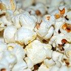 Cómo hacer bolitas de palomitas de maíz con gelatina