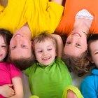 Juegos para niños de entre 2 y 5 años