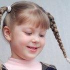 Remedios caseros para el cabello seco de los niños