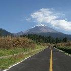 La historia de Popocatépetl