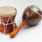 Juegos de percusión para niños