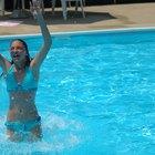 Procedimientos para el inicio de la cloración del agua de la piscina
