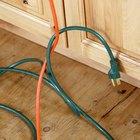 Cómo reparar un cable eléctrico cortado