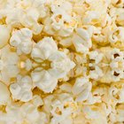 How to make artificial popped popcorn