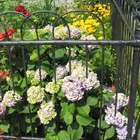 DIY Simple Garden Fence Ideas