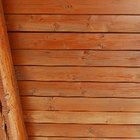 Instala y sella tú mismo un techo de madera de pino nudosa