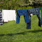Cómo lavar la ropa sin usar una lavadora