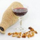 Cómo hacer vino de pasas