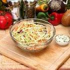 Aderezos y salsas bajas en carbohidratos