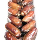 The Serving Size for Medjool Dates