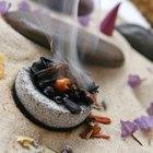 Como fazer incenso de alecrim