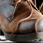 How to Make Dark Brown Shoes Lighter