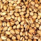 Como salgar e secar pistache