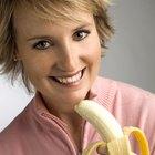 Cómo congelar bananas