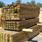 Como impermeabilizar madeira tratada enterrada no solo