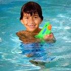 Os efeitos do cloro de piscina em cicatrizes