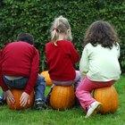 Lecciones sobre el Día de Acción de Gracias para la escuela dominical para niños preescolares