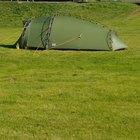 Aluminium vs fibreglass tent poles