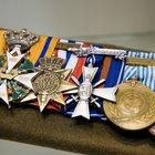 Orden de prioridad de las medallas para militares