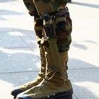 Campamento de entrenamiento para adolescentes de preparación para la carrera militar