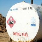 Los peligros del combustible diesel