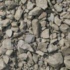 Tipos de roca triturada