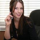Las tareas y responsabilidades de una secretaria oficinista
