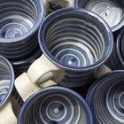 Como fazer canecas e xícaras de cerâmica