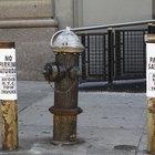 Reglas de estacionamiento e hidrante en New York