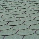 Como usar aguarrás para remover reboco seco de telhas