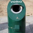 Cómo se utiliza el vidrio reciclado