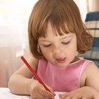 Quais os materiais que um professor de maternal precisa?