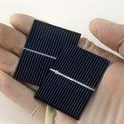 Cómo hacer una celda solar fotovoltaica