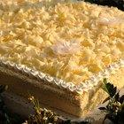 Cómo cortar una torta de cumpleaños rectangular