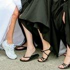 ¿Puede una mujer usar negro para una boda?
