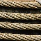 Como fazer sandálias de corda de cânhamo