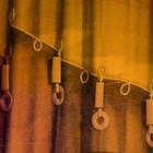 How to dye polyester curtains