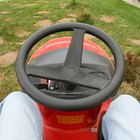 How to Replace the Drive Belt on a Murray Riding Lawn Mower 30-Inch 11 HP