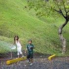 Actividades de desarrollo físico para la infancia media