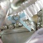 ¿Cuál es el significado de las ligas en la boda?