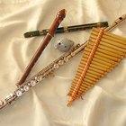 Como achar as posições dos buracos em uma flauta