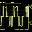 Como medir a corrente elétrica com um osciloscópio